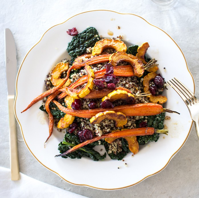 kale-quinoa-squash-salad